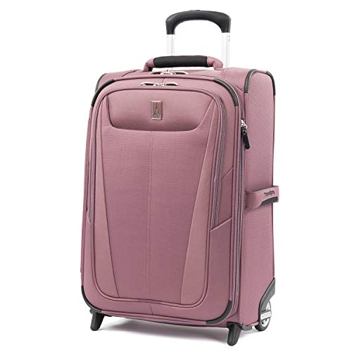 Travelpro Luggage Expandable Carry-On, Dusty Rose