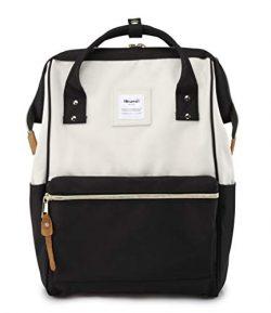 Himawari School Laptop Backpack for College Large 15.6 inch Computer Notebook Bag Travel Busines ...