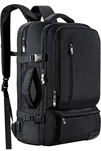 OMORC 45L Travel Backpack, Flight Approved Carry on Backpack, TSA Friendly Luggage Backpack, Wee ...
