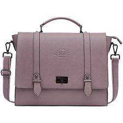 Laptop Briefcase for Women,17 Inch Work Bag Laptop Messenger Bag Spacious Computer Bags for Work ...