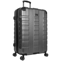 Kenneth Cole Reaction Scott's Corner 28″ Hardside Expandable Spinner TSA Lock Checke ...