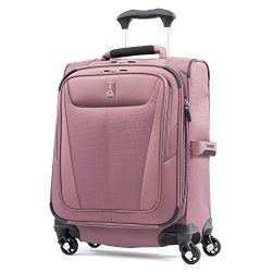 Travelpro Luggage International Carry-On 19″, Dusty Rose