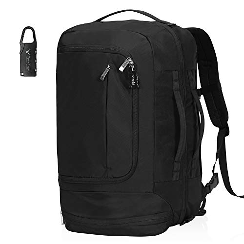 Hynes Eagle 42L Travel Backpck Anti Theft Carry on Backpack Suitcase Backpack Laptop Backpack wi ...