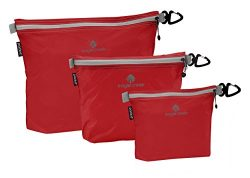 Eagle Creek Pack-It Specter Sac Set Packing Organizer, Volcano Red, Set of 3