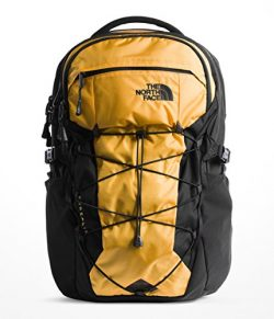 The North Face Borealis Tnf Yellow Ripstop/Tnf Blak One Size