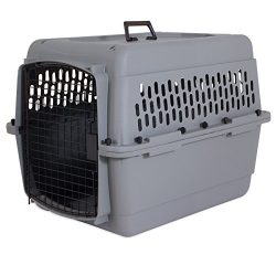 Aspen Pet Traditional Kennel, 28″, for Dogs 20-30 Lbs.