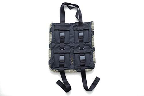 NIKE Air Max Tote Bag Black/Camo BA5853-010