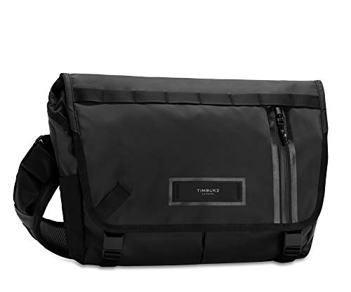 Timbuk2 Unisex-Adult Especial Stash Messenger Bag, Jet Black, Medium