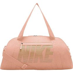 Nike Women's Nike Gym Club, Echo Pink/Coral Stardust/Metallic Gold, Misc