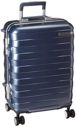 Samsonite Framelock Hardside Expandable with Spinner Wheels, Ice Blue