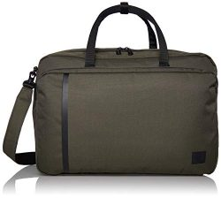 Herschel Bowen Messenger Bag, Dark Olive, One Size