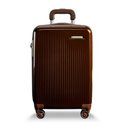 Briggs & Riley Sympatico-Hardside CX Expandable Carry-on Spinner Luggage, Bronze