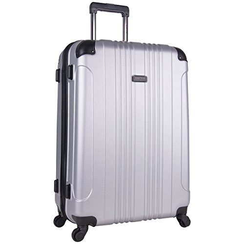 Kenneth Cole Reaction Out Of Bounds 28-Inch Check-Size Lightweight Durable Hardshell 4-Wheel Spi ...
