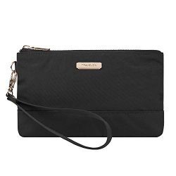 Travelon: Wristlet Clutch – Black