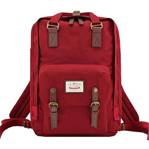 Himawari School Laptop Backpack for College Large 17 inch Computer Notebook Bag Travel Business  ...