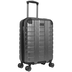Kenneth Cole Reaction Scott's Corner 20″ Carry-On Hardside Expandable 8-Wheel Spinne ...