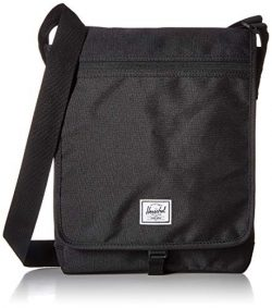 Herschel Lane Cross Body Bag, Black, One Size