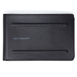 KeySmart Urban Passport Wallet (Charcoal Black)
