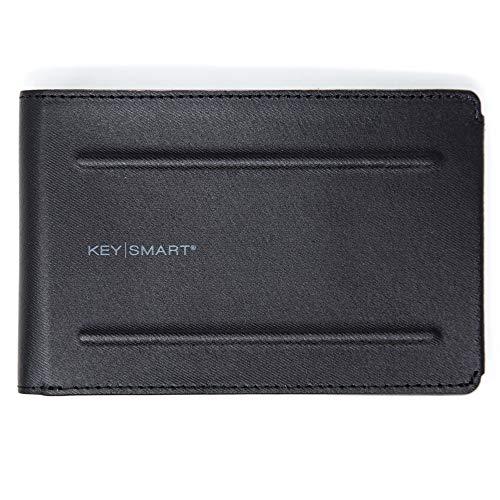 KeySmart Urban Passport Wallet (Charcoal Black)